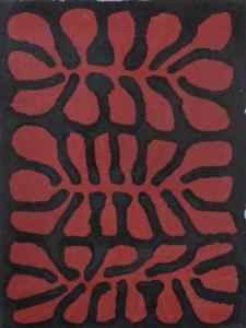 Mitjili Napurrula (c. 1945) Watiya Acrylique sur toile - 60 x 45 cm Ethnie Pintupi - Désert Occidental Provenance: Collection de Mr C.O, Suisse(*) Estimation : 400 - 600 €